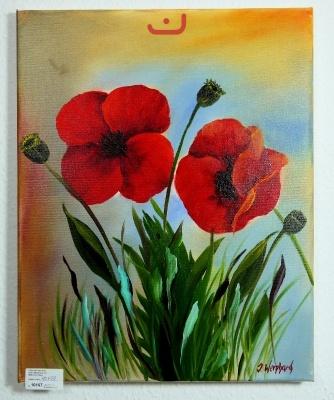 Hauptgalerie Kategorie Galerie Blumenbilder Bild Mohnblumen