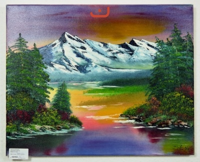 Bob ross bilder image collections wallpaper and free for Bob ross mercedes benz