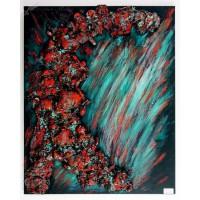 Inferno Ölbild