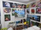 Malkurs 01-12-2012 Ilse Wernhard Kursbild