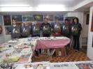 Malkurs 01-4-2012 Ilse Wernhard Kursbild