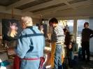 Malkurs 12-10-2009 Ilse Wernhard Kursbild