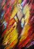 Mysterie-Öl-gespachtelt 50 x 70