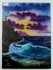 An der Kueste Bob Ross Ölbild 10311