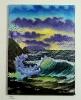 Die Welle Bob Ross Ölbild 10238