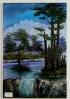 Wasserfall Bob Ross Ölbild 10301