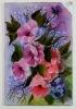 rosa Bluetentraum Bob Ross Ölbild 10475
