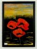 3 Mohnblumen Ilse Wernhard Ölbild 10289