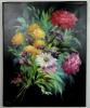 Blumenstrauss Jenkins Art Ölbild 10128