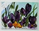 Fruehlingsboten Ilse Wernhard Ölbild 10481