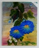 romantischer Waldweg Bob Ross Ölbild 10425