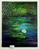 Seerosen Jenkins Art Ölbild 10165