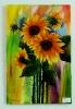 Sonnenblumen Jenkins Art Ölbild 10286
