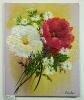 Stauss mit Mohnblumen Jenkins Art Ölbild 10142