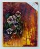 Suesse Bluemchen Ilse Wernhard Ölbild 10480