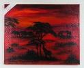 Afrika Ilse Wernhard Ölbild 10433