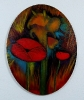 Blatt Ilse Wernhard Ölbild 10514