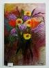 Blumenstrauss Ilse Wernhard Ölbild 10184