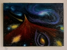 Galaxie Ilse Wernhard Ölbild 10224