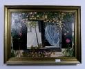 Bauerfenster Ilse Wernhard Ölbild 10519