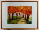 Alle Ilse Wernhard Ölbild 10526