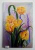 Tulpen Ilse Wernhard Ölbild 10188