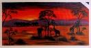 Afrika Ilse Wernhard Ölbild 10492
