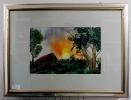 Allee Ilse Wernhard Ölbild 10527