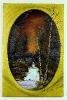 Der Bach Bob Ross Ölbild 10410