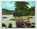Feuersteinfelder Ilse Wernhard Ölbild 10156