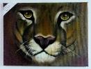 Puma Bob Ross Ölbild 10434