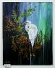 Reiher Jenkins Art Ölbild 10146