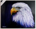 Adler Jenkins Art Ölbild 10467