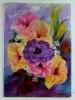 Blumenstauss Jenkins Art Ölbild 10418