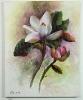 Magnolien Jenkins Art Ölbild 10131