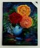 Rosen in der Vase Jenkins Art Ölbild 10466