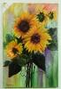 Sonnenblumen Jenkins Art Ölbild 10459