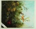 Vogel im Blaetterwald Jenkins Art Ölbild 10455